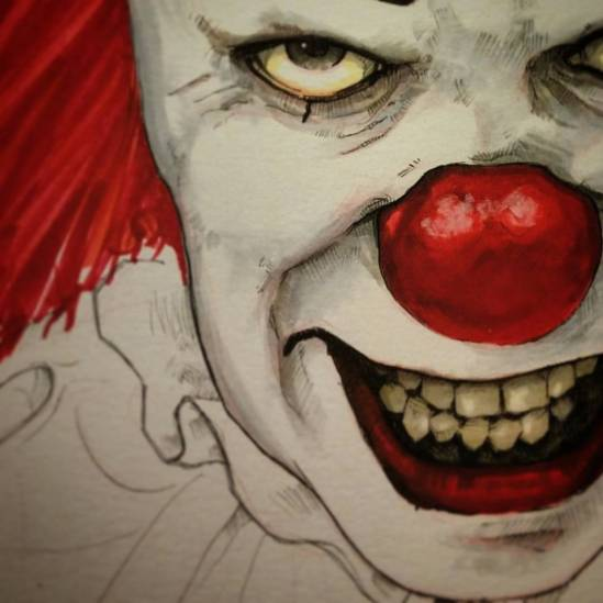 meet pennywise stephen king s scariest creation the sanguine woods tumblr nvz5rfp0fi1t7pb0io1 1280