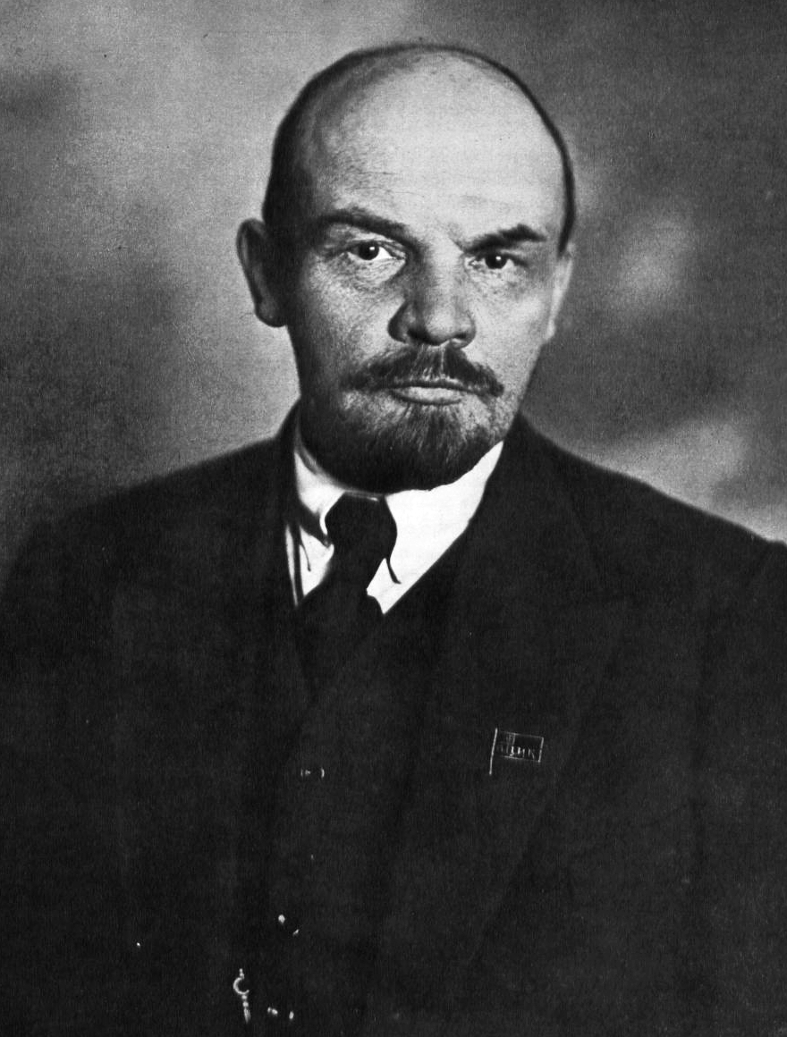 vladimir lenin the sanguine woods