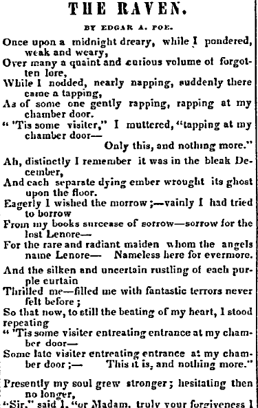 vermont-phoenix-newspaper-0228-1845-poe-the-raven-poem
