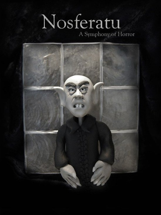 Horror-Movie-Posters-Recreated-With-Clay