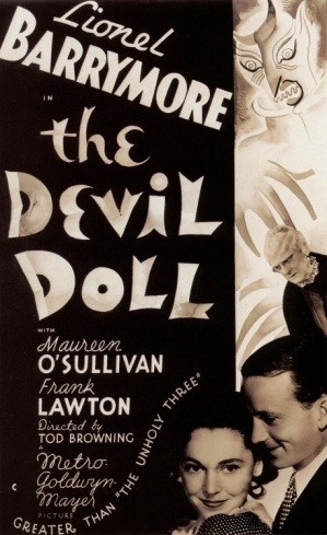 The Devil-Doll poster_1936