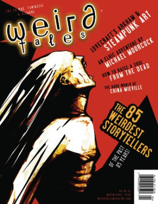 Weird Tales 349 85th anniversary