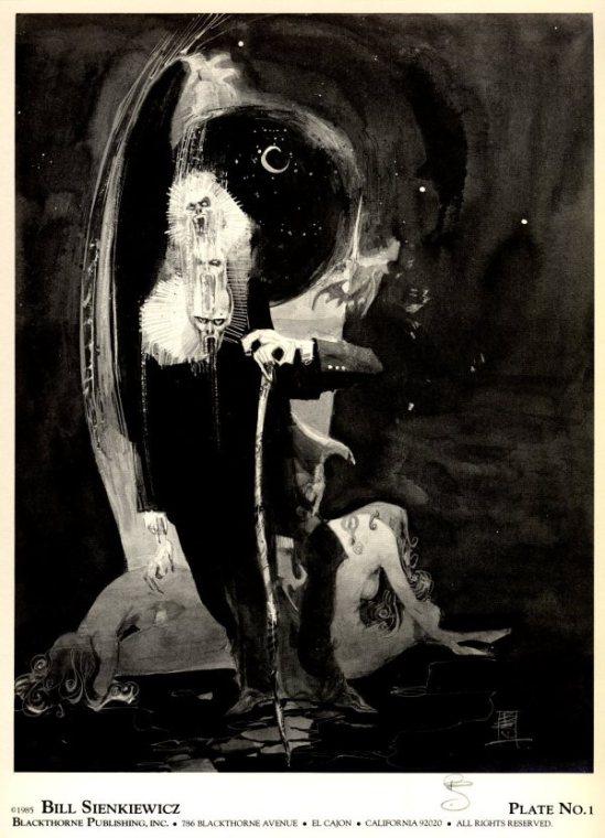 bill-sienkiewicz_vampyres-ii_blackthorne-1985_plate01