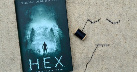 Book+Review-+HEX+by+Thomas+Olde+Heuvelt!