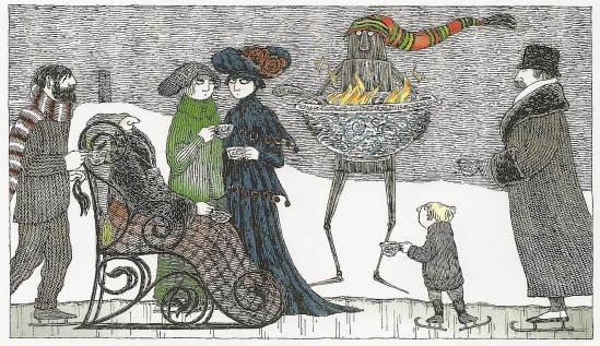 Edward+Gorey+Christmas+Punch