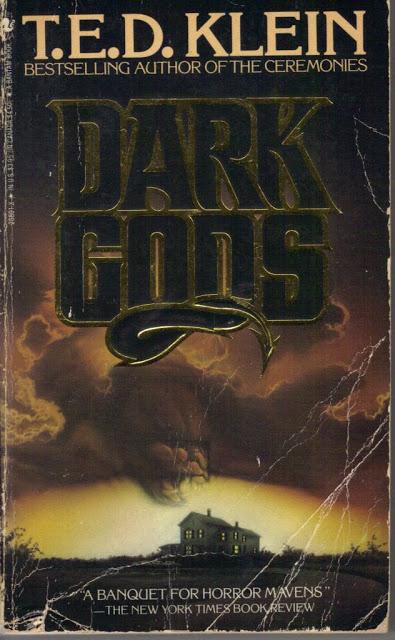 Dark Gods - Jul 1986, T. E. D. Klein, publ. Bantam, 0-553-25801-X, $3.95, 261pp, pb, coll