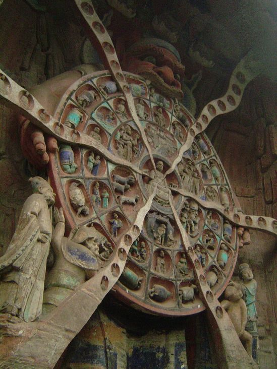 Dazu_Wheel_of_Reincarnation