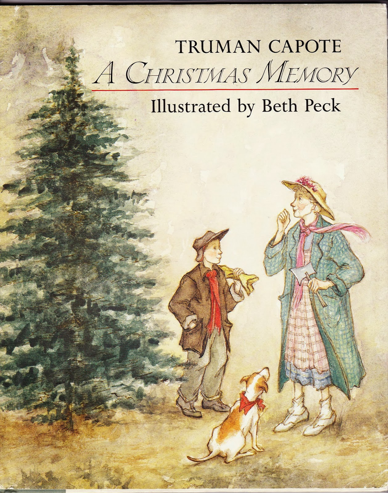 """The Story That Made Me Want To Be a Writer: """"A Christmas Memory"""" by ..."""