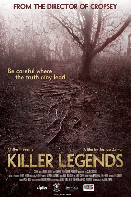 Killer Legends (One Sheet) 2014